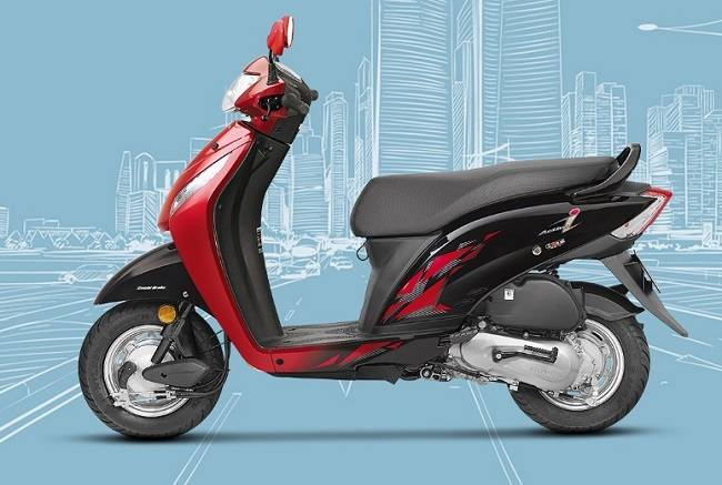 Ray Price Honda >> Low Height Light Weight Scooty for Girls