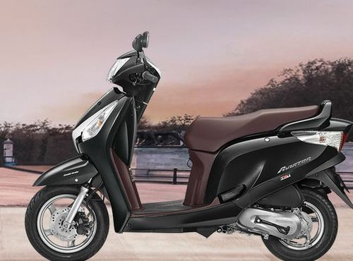 Low Height Light Weight Scooty For Girls