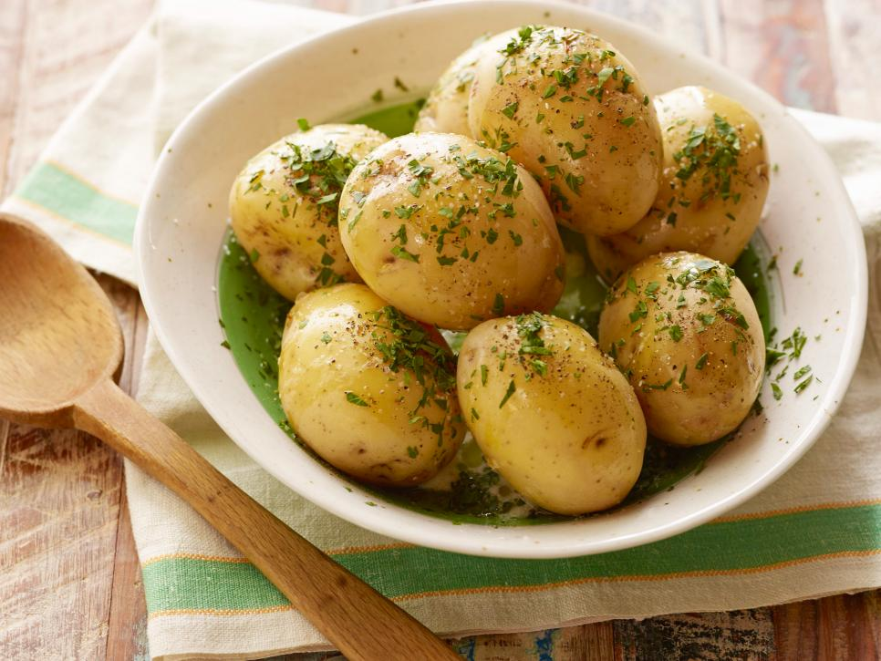 boiled potatoes - weight loss friendly food