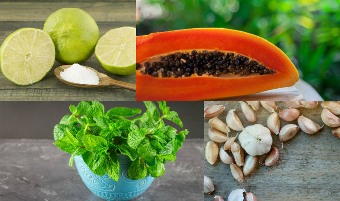7 home made remedies