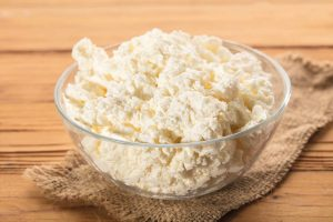 cottage cheese is a weight loss friendly food