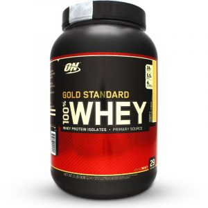 whey protein supplement