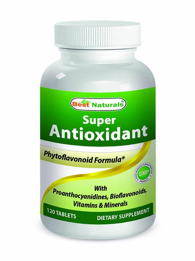 Best Naturals Super Antioxidant