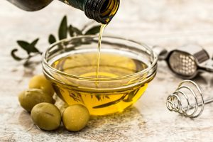 canola oil vs. olive oil