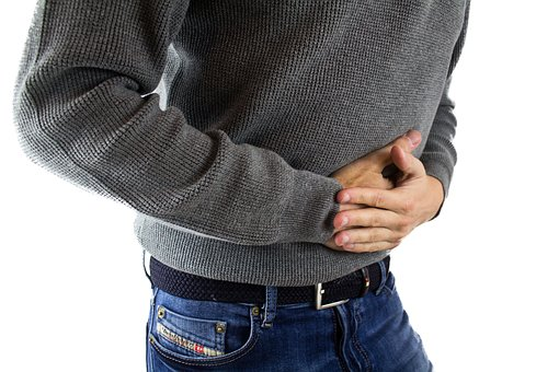 Symptoms of indigestion