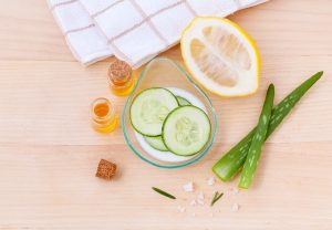 home remedies to treat oily skin