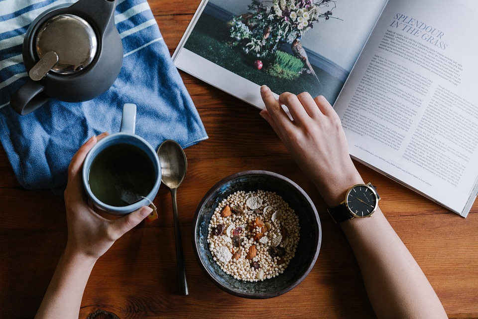Top Health Benefits of Tea