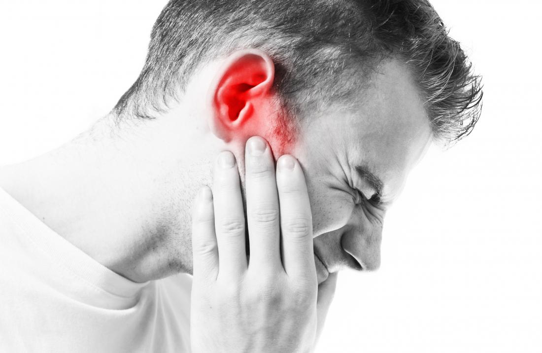 ear bleeding