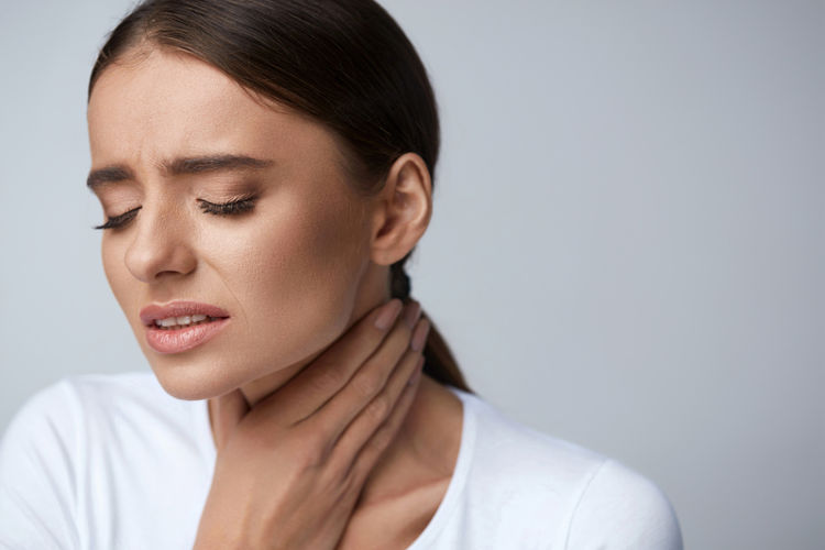 causes of sore throat
